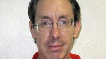 This undated file photo provided by the Utah Department of Corrections shows polygamist leader Warren Jeffs. Polygamist sect leader Warren Jeffs was found guilty of sexually assaulting two young girls by a Texas jury on August 4, 2011 (AFP Photo / Utah Department of Corrections)