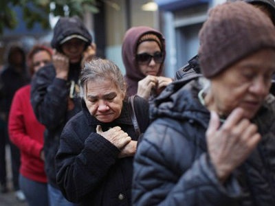 Almost seven percent of Americans live below half the poverty line