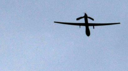 "US ""Predator"" drone (AFP Photo/Files/Joel SAGET)"