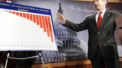 US Sen. Rand Paul  (AFP Photo / Getty Images)