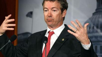 Sen. Rand Paul.(AFP Photo / Mark Wilson)