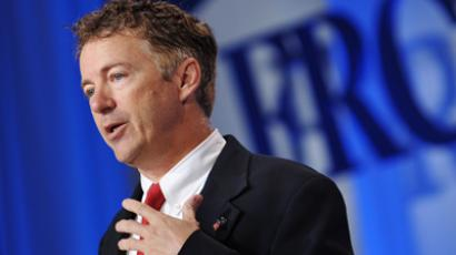 Senator Rand Paul (AFP Photo)
