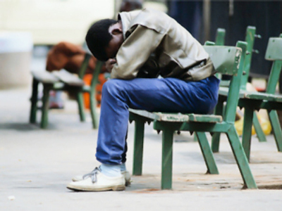 Recession unkind to Afro-Americans