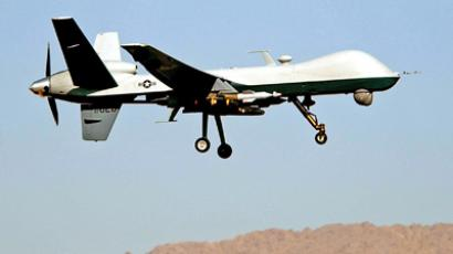 US military surveillance future: Drones now come in swarms?