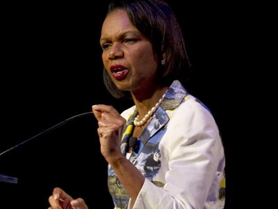 Romney's neocon dream team: Condoleezza Rice for VP?