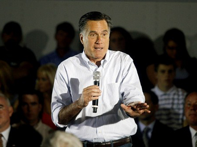 See ya later, Santorum! Mitt Romney has his own war on porn