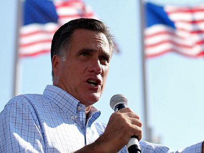 Secret Service investigates alleged theft of Romney tax records