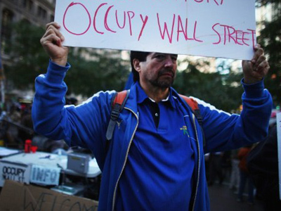 Romney-backer is biggest Occupy Wall Street donor