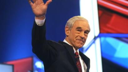 Ron Paul (Reuters / Laura Segall)