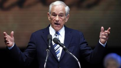 Former Republican presidential hopeful Ron Paul. (Reuters / Joe Skipper)