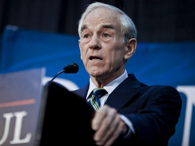 Ron Paul (T.J. Kirkpatrick/Getty Images/AFP)