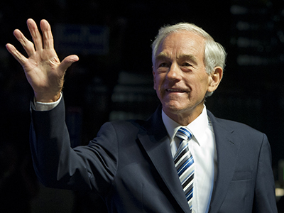 Congressman Ron Paul: 'America is broke'