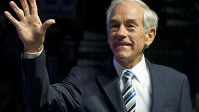 Member of the U.S. House of Representatives Ron Paul. (AFP Photo / Mladlen Antonov)
