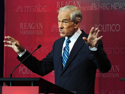 Ron Paul calls Gingrich a 'serial hypocrite' in campaign ad