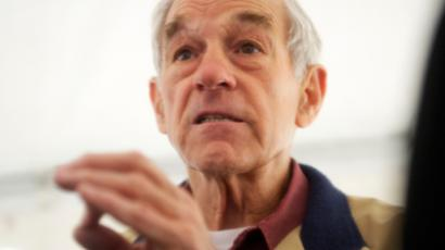 U.S. Republican presidential candidate, Congressman Ron Paul (Reuters/Mark Makela)