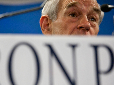 Ron Paul (Reuters / Chris Keane)