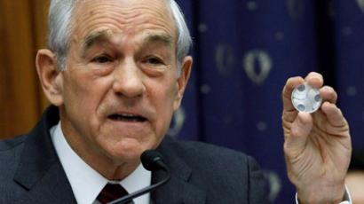 Ron Paul rallies for Internet freedom during Super Tuesday speech