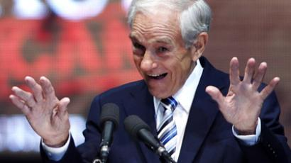 Ron Paul (Reuters/Joe Skipper)