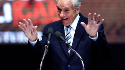 Ron Paul (Reuters / Joe Skipper)