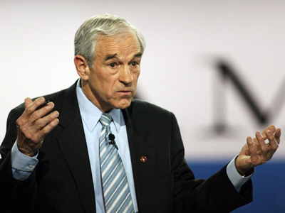 Ron Paul (AFP Photo / Gabriel Bouys)
