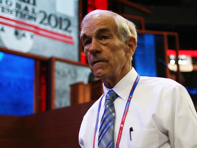 Ron Paul (Chip Somodevilla / Getty Images / AFP)