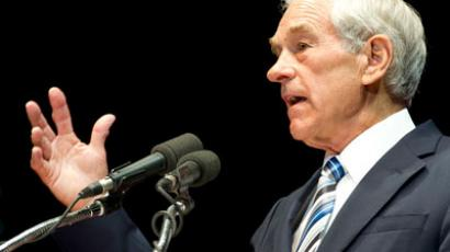 Ron Paul.(AFP Photo / Mladen Atonov)
