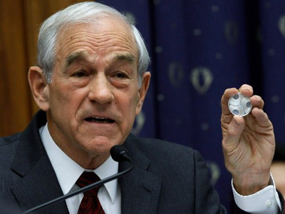 Republican presidential candidate U.S. Rep. Ron Paul  (AFP Photo / Chip Somodevilla)