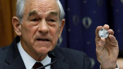 Ron Paul: The most transparent candidate