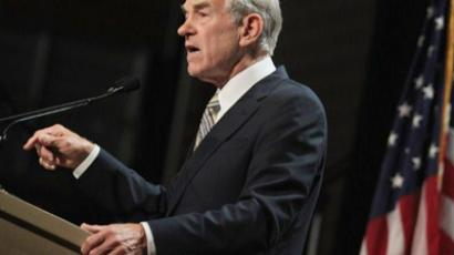 Ron Paul vs. 'In God We Trust'