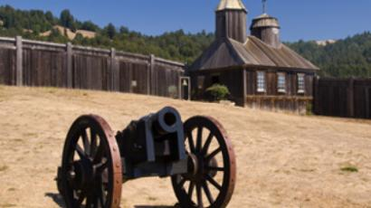 Fort Ross (Photo by Michael Vorobiev)