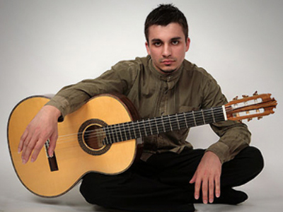 "Russian ""Tsar of the Guitar"" wins international competition"