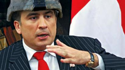Saakashvili makes offer they can't refuse!