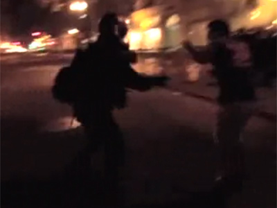 Veteran who barely survived police beating at Occupy rally sues Oakland