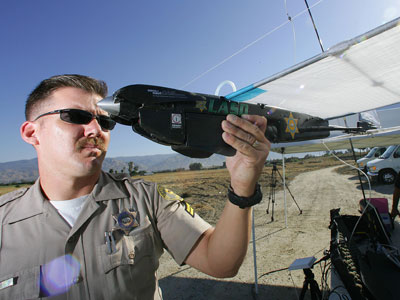 San Diego Sheriff's Department fights to keep drone facts a secret