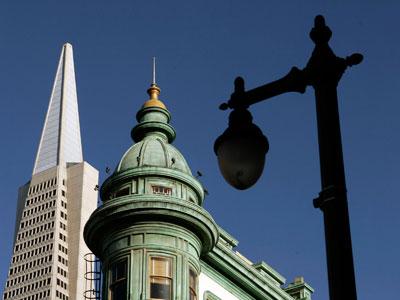 San Francisco streetlights will spy on passersby