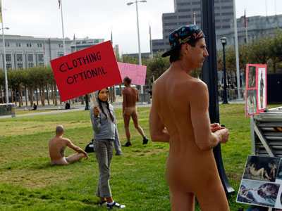 San Francisco court upholds public nudity ban