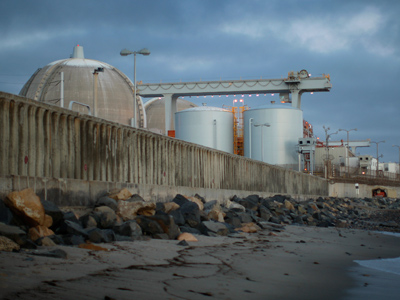 Feds do not consider San Onofre nuclear powerplant safe