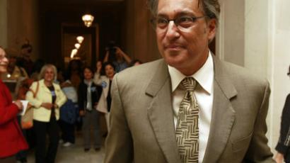 San Francisco Sheriff Ross Mirkarimi (Reuters/Stephen Lam)