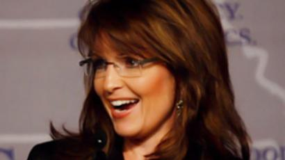 Sarah Palin (Joe Raedle / Getty Images / AFP)