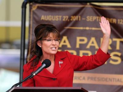 Sarah Palin nailed a basketball legend