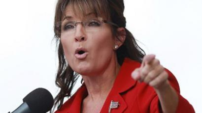 Former Alaska governor Sarah Palin (Justin Sullivan / Getty Images / AFP)