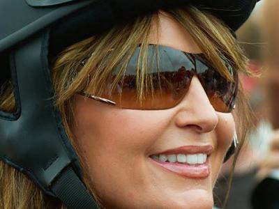 Palin fans stood up in Gettysburg