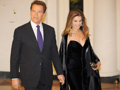 Schwarzenegger fathered child with former staffer