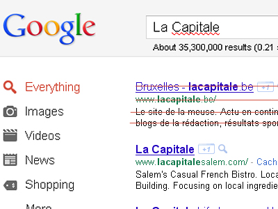 Search or destroy: Google bans Belgian papers from web results
