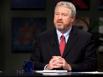 Seattle mayoral Mike McGinn (AFP Photo /  Stephen Brashear)
