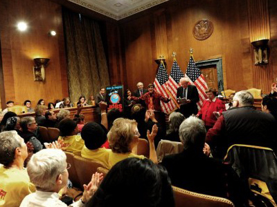 Senate set to vote for indefinite detention of Americans