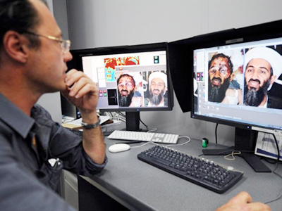 Senators duped by fake Bin Laden photos