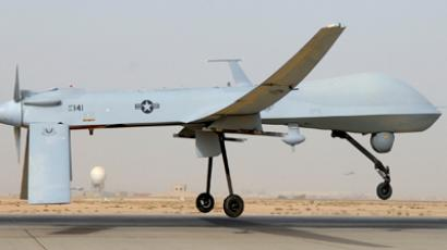 MQ-1 Predator (AFP Photo / US Airforce / Julianne Showalter)