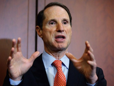 U.S. Sen. Ron Wyden (AFP Photo / Chip Somodevilla)