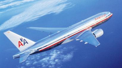 An American Airlines flight was grounded on September 11, 2011 after passengers expressed concern.